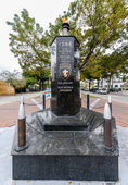 Bay of Pigs Invasion Monument, Little Havana — Stock Photo