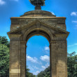 Stock Photo: Anglo-Boer War Memorial, Johannesburg
