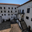 Ghana: Elmina Castle World Heritage Site, History of Slavery — Stock Photo #40882061