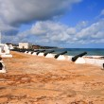 Cape Coast Castle - Ghana — Stock Photo
