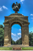 Anglo-Boer War Memorial, Johannesburg — Stock Photo
