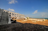 Cape Coast Castle - Ghana — Stock Photo