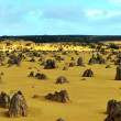 Pinnacles Desert, Australia — Stock Photo #40932219