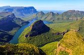 Cañón del río blyde — Foto de Stock