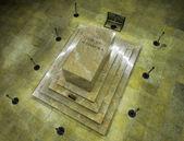 Voortrekker Monument Cenotaph — Stock Photo
