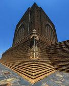 Monument to Piet Retief at Voortrekker Monument — Stock Photo