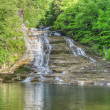 Постер, плакат: Buttermilk Falls Finger Lakes NY
