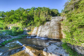 Hector Falls, Finger Lakes, NY — Stock Photo