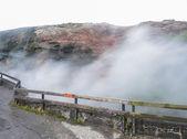Deildartunguhver Geothermal Spring, Iceland — Stock Photo