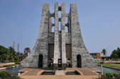 Kwame Nkrumah Memorial Park — Stock Photo