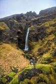 Waterfall in Southern Iceland — Stock Photo