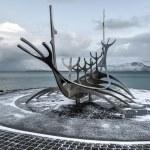 Solfar (Sun Voyager), Reykjavik — Stock Photo #43653465