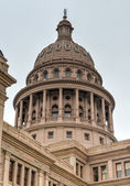 The Texas State Capitol Building — Stock Photo