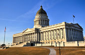 State Capitol Building, Utah — Stock Photo
