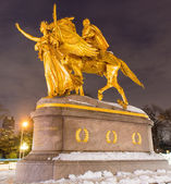 William Sherman Memorial, New York — Stockfoto