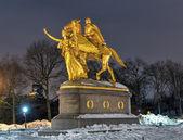 William tecumseh sherman memorial, new york — Stockfoto
