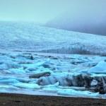 Fjallsarlon Glacial Lake — Stock Photo