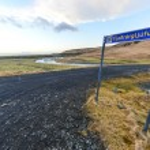 Fjadrargljufur Canyon Hike, Iceland — Stock Photo #44961987