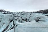 Myrdalsjokull Glacier — Stockfoto