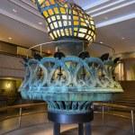 Original Statue of Liberty Torch — Stock Photo #46829769