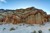 Red rock canyon state park, kaliforniya — Stok fotoğraf