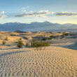 Mesquite Flat Sand Dunes, Death Valley — Stock Photo #49537067