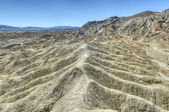 Twenty Mule Team Canyon Road, Death Valley — Stock Photo