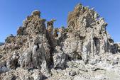 Formación de Toba en mono lake, california — Foto de Stock