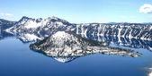 Crater Lake National Park, Oregon — Stock Photo