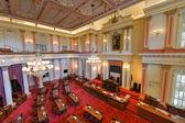 California Senate Chamber — Stock Photo