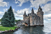Power House of Boldt Castle, Thousand Islands, New York — Stock Photo