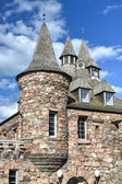 Power House of Boldt Castle, Thousand Islands, New York — Stock Photo