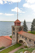 SInger Castle, Dark Island, New York — Foto Stock