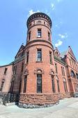 Washington Avenue Armory - Albany, New York — Stock Photo