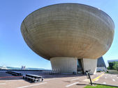 The Egg Performing Arts Venue, Albany, New York — Stock Photo