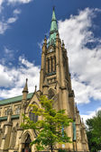 Saint James Church - Toronto, Canada — Stock Photo