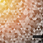 Seamless abstract hexagon background. — Stock Vector