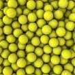 Постер, плакат: Tennis balls background