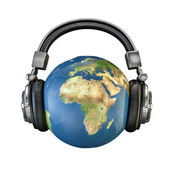 World music — Stock Photo