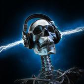 музыка души — Стоковое фото