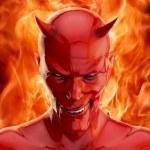 Постер, плакат: The devil