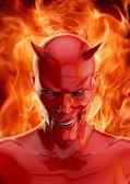Il diavolo — Foto Stock