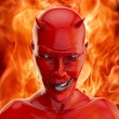 She devil - Stock Photo