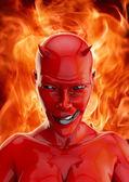 She devil — Stock Photo