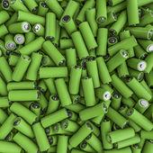 Batteri bakgrund — Stockfoto