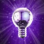 Disco bulb — Stock Photo #36373427