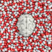 Píldoras inteligentes — Foto de Stock