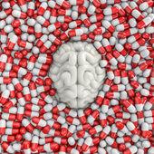 Smart pills — Стоковое фото