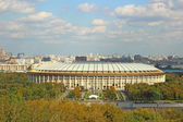 Grand sports arena in Moscow — Stock Photo