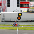 Russian stage of the Superbike World Championship, on July 21, 2013, in Moscow Raceway, Moscow, Russia. — Stock Photo #28656223